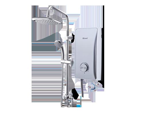 Máy nước nóng trực tiếp dùng điện REI-A450NP-R-WS