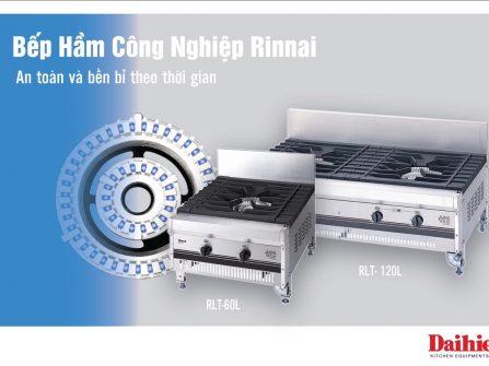 Bep ham cong nghiep Rinnai