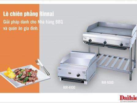 Lo chien phang Rinnai