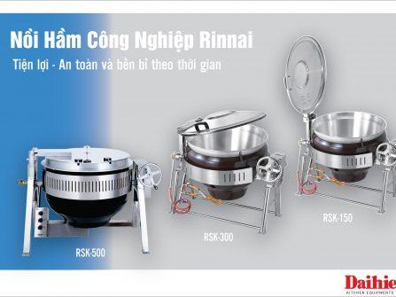 Noi ham cong nghiep Rinnai